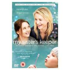 My Sister's Keeper (DVD) £2.99 delivered at Play.com