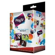 Refurbed PLAYSTATION 3 PLAY TV - Tesco Ebay Outlet £28.95