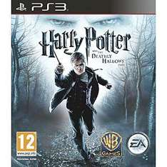 harry potter deathly hallows part1 ps3 £4.99 @ asda direct + free delivery