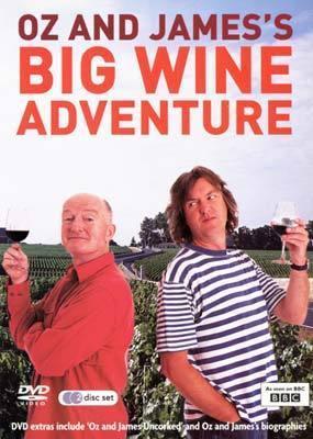OZ AND JAMES'S BIG WINE ADVENTURE - SERIES 1 DVD £1 Delivered - Tesco Outlet Ebay
