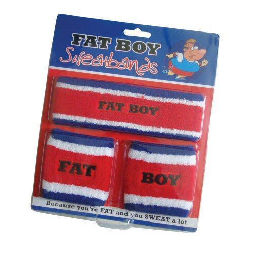 Fat Boy Sweatbands £2.99 @ Play.com