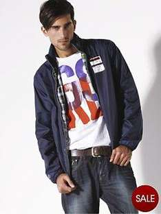G-Star RAW Hunter Reversible Mens Jacket, was £115.00  now £28.00 @ very