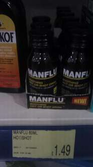 Manflu Medication 60ml - £1.49 @ B&M