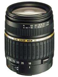 Tamron - Aspherical [IF] MACRO AF 18-200mm F/3.5-6.3 XR Di II LD Lens-Suitable for Canon  - Amazon - £144.70