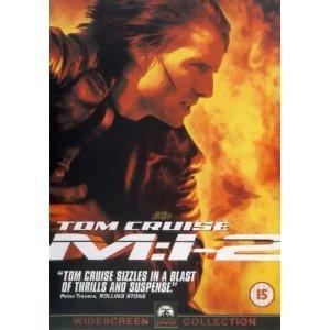 Mission: Impossible 2 DVD £2 delivered @ Tesco Ebay