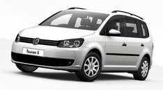 Volkswagen Touran MPV 1.6 TDI 105 S 5dr 7 Seats Personal Car Hire £239.99 PCM 36 Month Contract @ Direct Cars UK