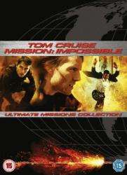 Mission: Impossible - Ultimate Missions Collection 1,2 & 3 £6.99 at Bee