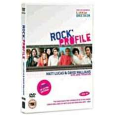Rock Profiles (2 Discs - Complete Series - DVD) - 75p both online and in-store [CeX]