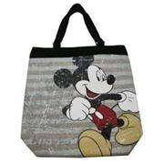 DISNEY MICKEY MOUSE SHOPPER BAG £3.99 DELIVERED @ PLAY.COM  WAS.... £15.99