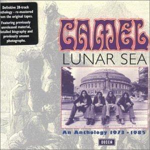 Camel Lunar Sea Anthology 2CD 1973-1985 £2.99 @ Play.com