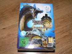 Monster Hunter Tri including Classic Controller Pro Nintendo Wii Currys £7.97 instore