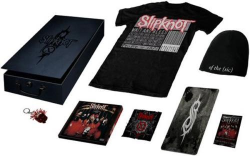 Slipknot: 10th Anniversary Collectors Edition - £24.99 Delivered @ HMV