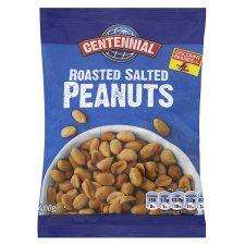 Centennial Roasted And Salted Peanuts 400G @ Tesco for 0.79p