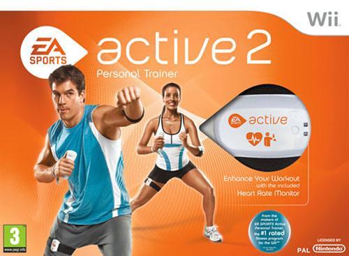 EA Sports Active 2 - Wii - £12.99 @  zavvi outlet/ ebay
