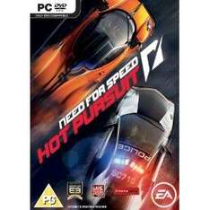 Need for speed Hot pursuit pc  £2.05 + postage @  gzoop / Amazon !
