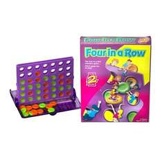 FUN TO PLAY FOUR IN A ROW GAME £1.99 DELIVERED @ PLAY.COM.... WAS £4.99