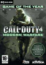 Call of duty 4 PC GAME OF THE YEAR £9.99 @ GAME