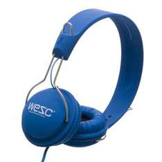 WeSC Tambourine Headphones (blue) £19.99 HMV down from £49.99 (possibly Newcastle only)