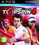 PS3 Top Spin 4 New @ Blockbusters (Pre Owned £24.99 for XBOX 360)