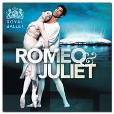 2 for 1 on tickets for Romeo & Juliet at The 02 @ Ticketmaster
