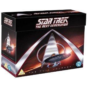 Star Trek: The Next Generation Complete [DVD] £78.93 @WHSmith