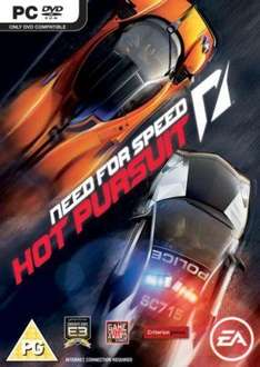 need for speed hot pursuit pc £4.99 @zavvi ebay outlet