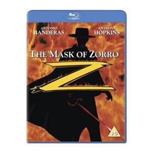 The Mask Of Zorro (Blu-ray) £6.49 @ Play/Amazon