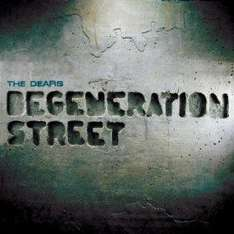 "Amazon US  06/22 MP3 album Daily Deal: ""Degeneration Street [+Digital Booklet]"" by The Dears $2.99"