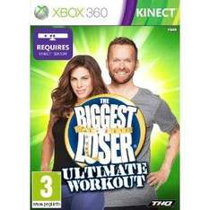 The Biggest Loser - Ultimate Workout (Kinect) (Xbox 360) - £12.99 @ Amazon