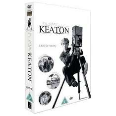 Buster Keaton Collection 3 Ages / College / Steamboat Bill Jr [3 DVD Boxset] £5.00 del @ Amazon