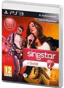 SingStar Guitar (Move Compatible) (PS3) - £4.99 @ Argos
