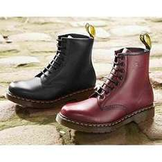 Dr Martens 8 Eyelet Boots £29.99 using code WSPEND30 @ Bargain Crazy