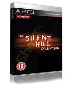 Silent Hill HD Collection (PS3) (Pre-order) - £22.85 Delivered @ Shopto