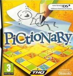 Pictionary for ds/dsi only £4.99 @ play.com