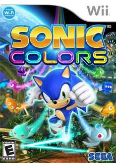 Sonic Colours Nintendo Wii 12.99 @ Play