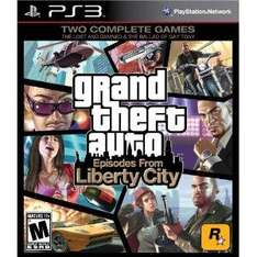 GTA Episodes From Liberty City (PS3) (Preowned) - £10.99 @ Argos