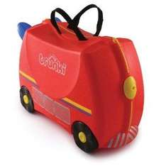 Trunki Freddie the Fire Engine Ride-on Suitcase @ Amazon £24.95 delivered