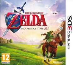 The Legend of Zelda: Ocarina of Time (Nintendo 3DS) £19.99 @ Gzoop/Priceminister