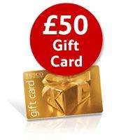 £50 Tesco giftcard for taking out Tesco Life Insurance for 6 months @ £5 per month