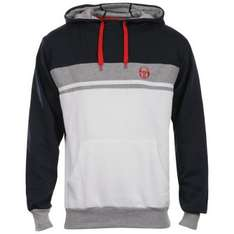 Men's Sergio Tacchini Hooded Top. £12.99  @ The Hut. Free Delivery.