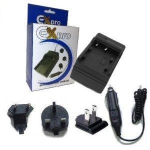 Ex-Pro Sony NP-FV50, NPFV50, NP-FV70, NPFV70, NP-FV100, NPFV100 Digital Camera Battery Travel Charger, UK, USA, Canada & Europe - 2 Hour Fast Charge  £7.97 @ Amazon marketplace (ExpressPro)