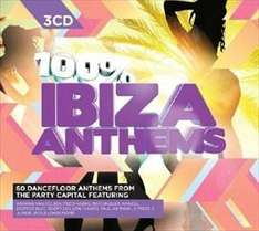 100% Ibiza Anthems: 3 CD - £3 delivered @ tesco.com