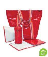 Mothercare shopper changing bag was £34.99 reserve and collect in store  - £10