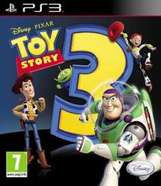 Toy Story 3 PS3 & XBOX £8.99 + cashback  @Bee.com *using code*