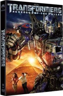 Transformers: Revenge of the Fallen DVD  £2.99 delivered @ Bee plus Quidco