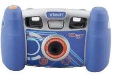 VTech Kidizoom Plus Multimedia Digital Camera blue and pink for £23.99 at amazon