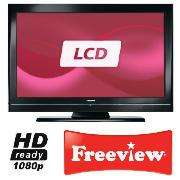 BRAND NEW. Toshiba 40BV700B 40-inch Widescreen Full HD 1080p LCD TV with Freeview.  £329.99  @ Amazon