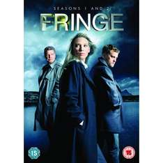 Fringe Season 1 & 2 DVD £17.99 @ Play & Amazon