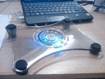USB Notebook Cooler - £1 @ Poundland