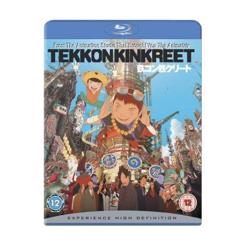 Tekkonkinkreet (Blu-ray) £6.49 Delivered @ Play